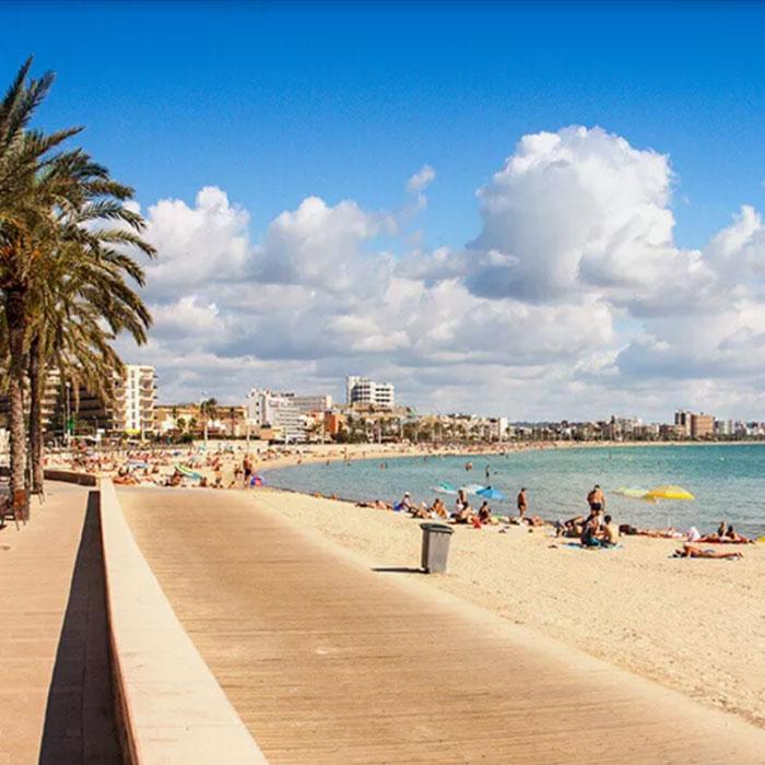 Hm Gran Fiesta 4 Hotel In Play De Palma Official Website